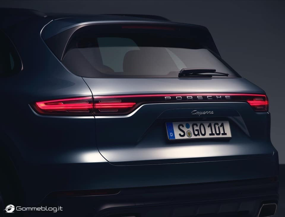 Nuova Porsche Cayenne: TOP Luxury SUV 7