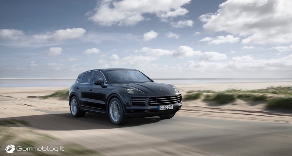 Nuova Porsche Cayenne: TOP Luxury SUV 8