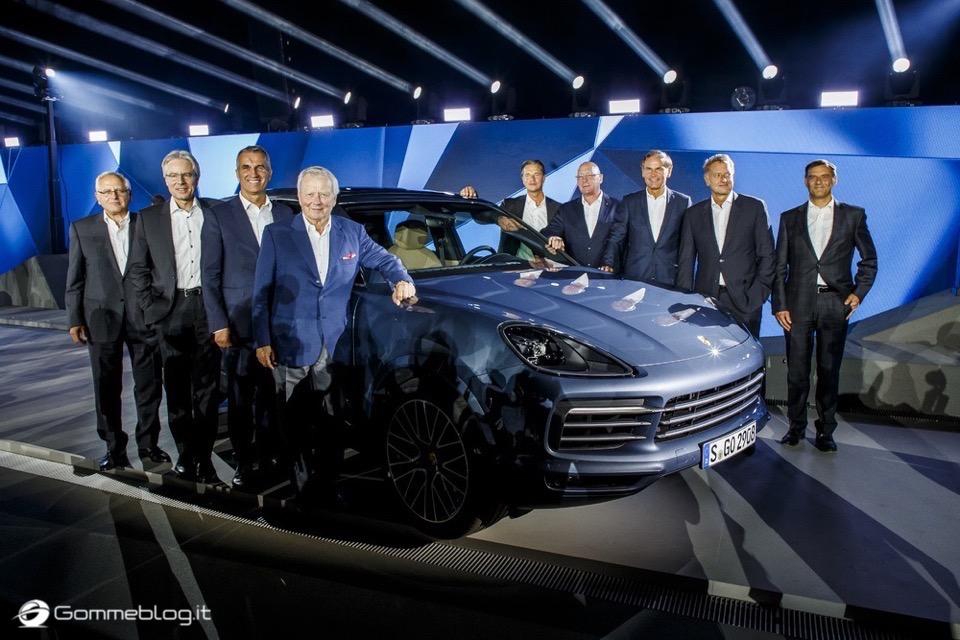 Nuova Porsche Cayenne: TOP Luxury SUV 1