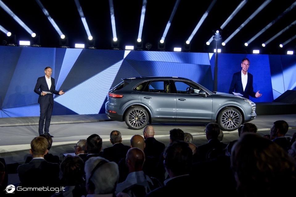 Nuova Porsche Cayenne: TOP Luxury SUV 3