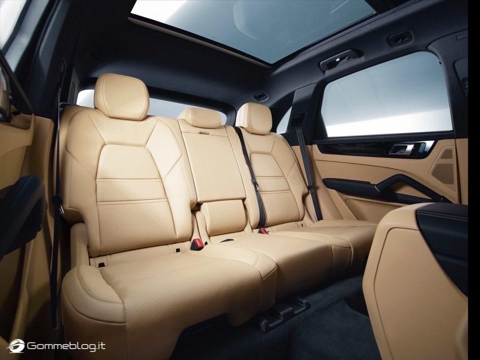 Nuova Porsche Cayenne: TOP Luxury SUV 18
