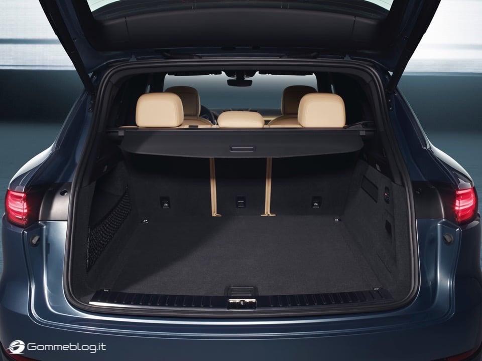 Nuova Porsche Cayenne: TOP Luxury SUV 19