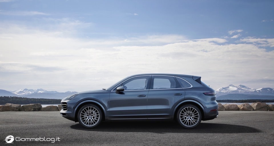Nuova Porsche Cayenne: TOP Luxury SUV 14