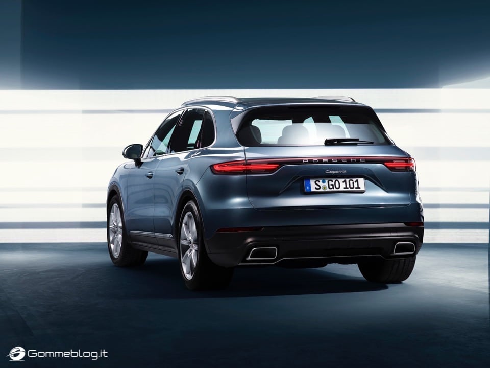 Nuova Porsche Cayenne: TOP Luxury SUV 15