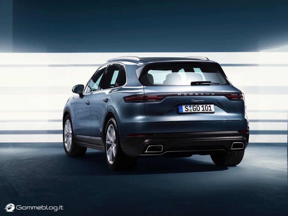 Nuova Porsche Cayenne: TOP Luxury SUV 16