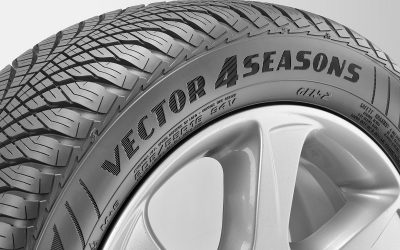 Goodyear Vector 4 Season G2 (Gen 2): Nuove Misure 2017-2018
