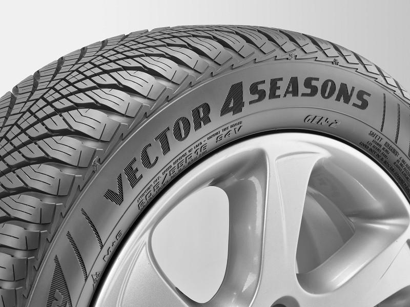 Gomme Quattro Stagioni: Goodyear Vector 4Seasons SUV Gen-2 vince il test di Auto Bild Allrad