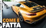 Porsche 911 Turbo S Exclusive Series: VIDEO COME è FATTA