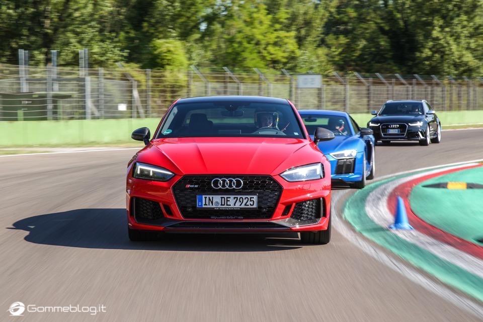 Hankook Ventus S1 evo² sarà 1 equipaggiamento per la nuova Audi RS 5 Coupé