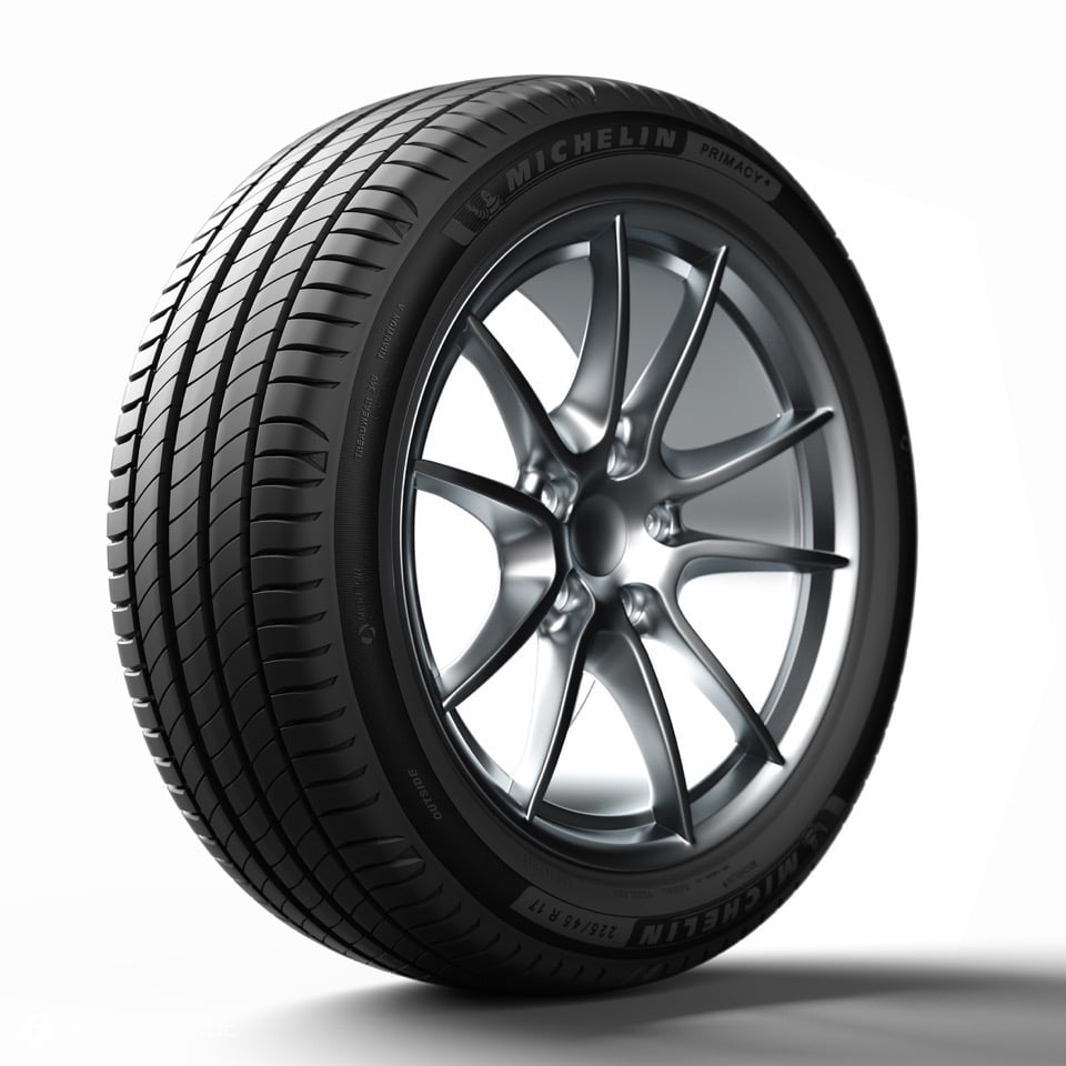 Michelin Primacy 4: Sicuro fino all'Ultimo Millimetro 3