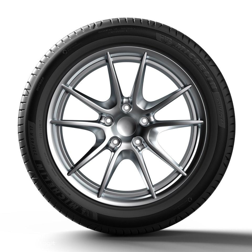 Michelin Primacy 4: Sicuro fino all'Ultimo Millimetro 7