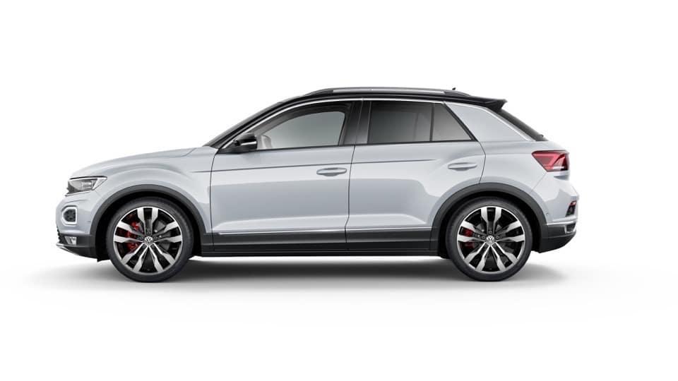 Volkswagen T-Roc Edition190: 190 ore per Prenotarla Online 5