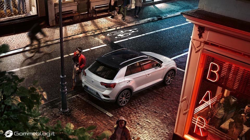 Volkswagen T-Roc Edition190: 190 ore per Prenotarla Online 4