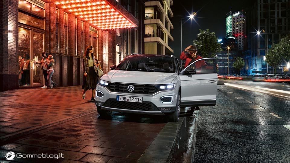 Volkswagen T-Roc Edition190: 190 ore per Prenotarla Online 7