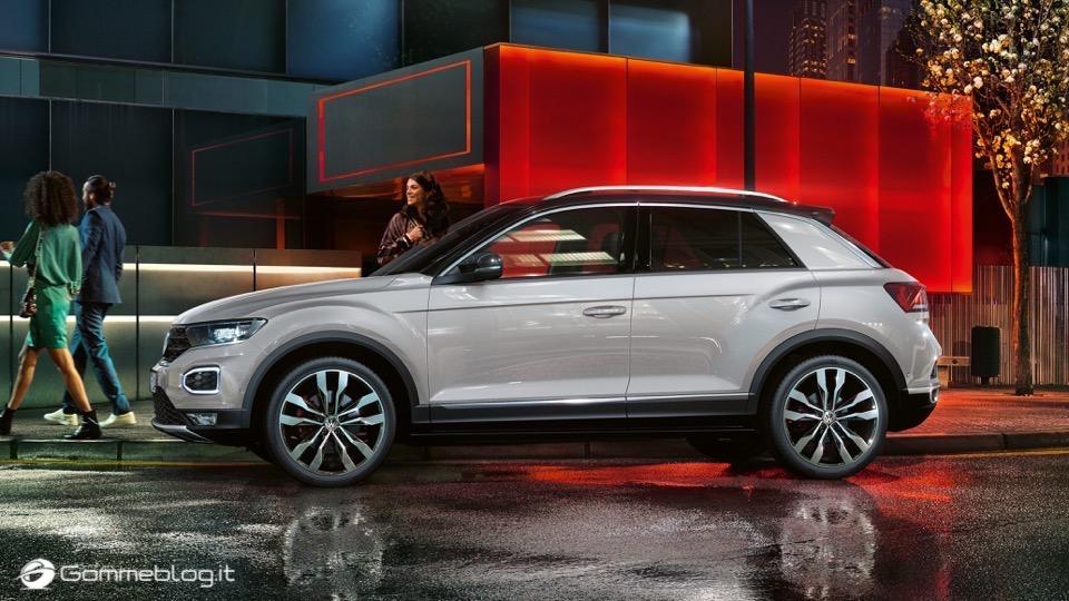 Volkswagen T-Roc Edition190: 190 ore per Prenotarla Online