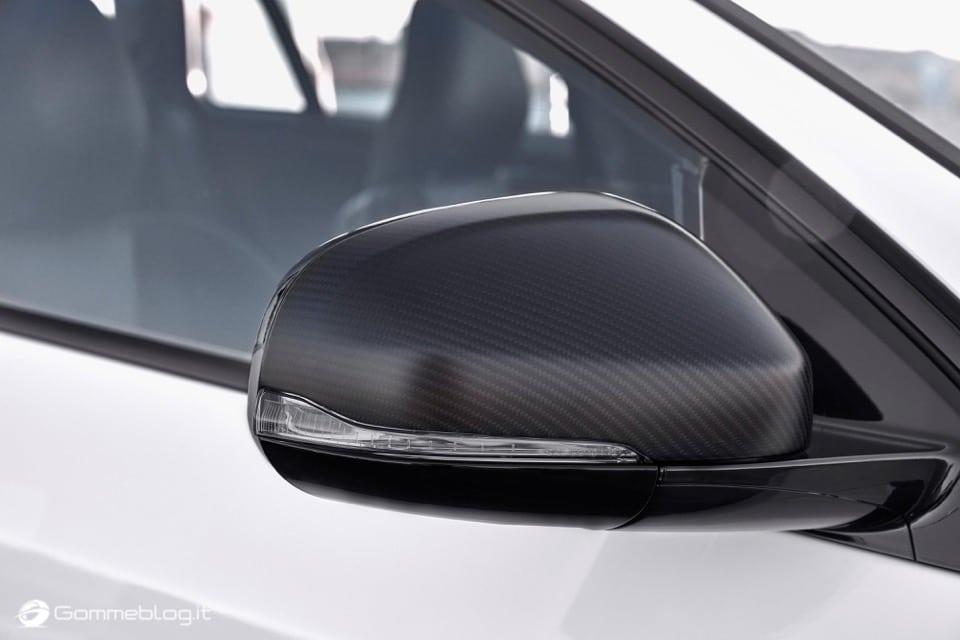 Volvo S60 e V60 Polestar: 367 CV, Aerodinamica Evoluta e Fibra di Carbonio 26