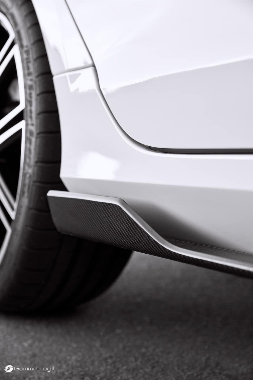 Volvo S60 e V60 Polestar: 367 CV, Aerodinamica Evoluta e Fibra di Carbonio 28