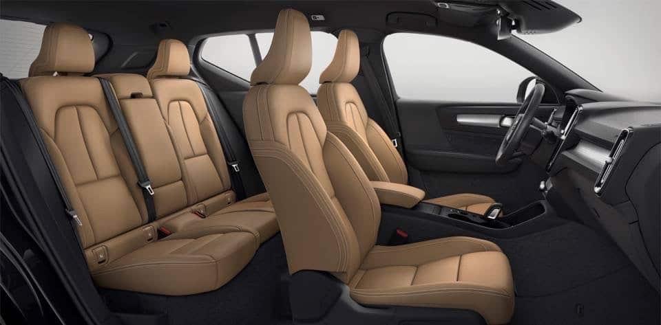 Volvo XC40: il nuovo SUV compatto di lusso 21