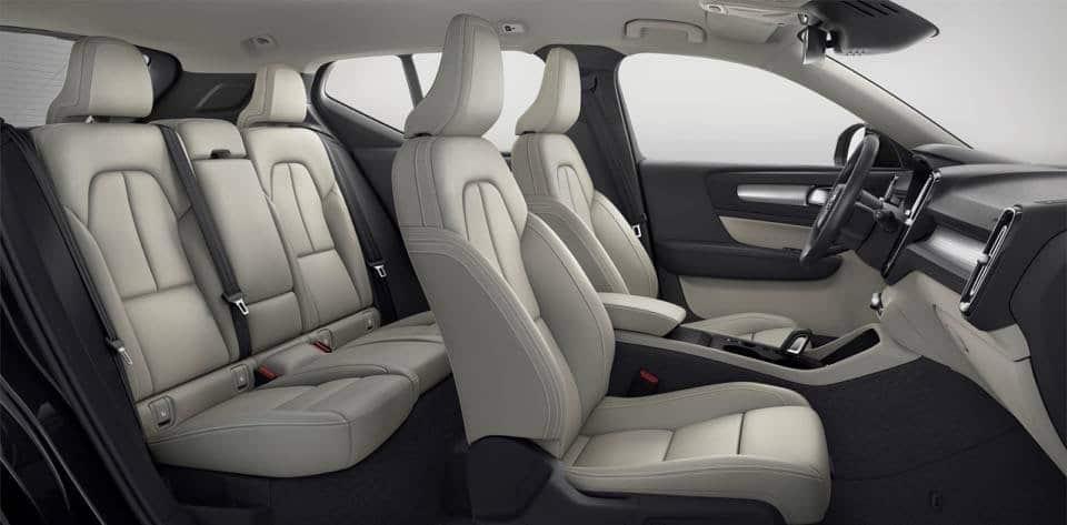 Volvo XC40: il nuovo SUV compatto di lusso 22