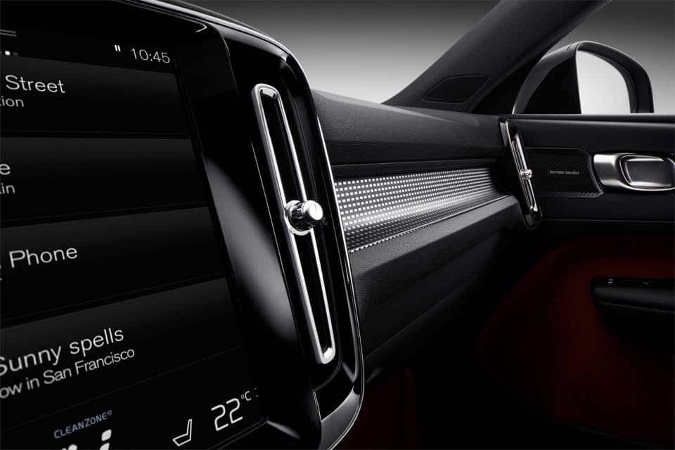 Volvo XC40: il nuovo SUV compatto di lusso 26