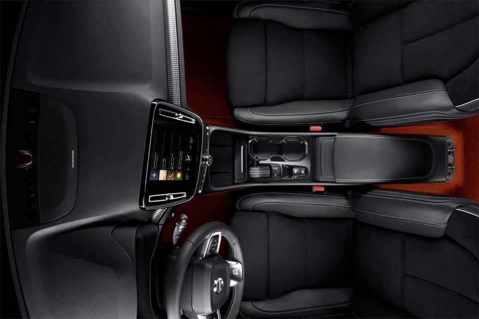 Volvo XC40: il nuovo SUV compatto di lusso 27