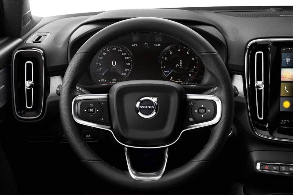 Volvo XC40: il nuovo SUV compatto di lusso 28