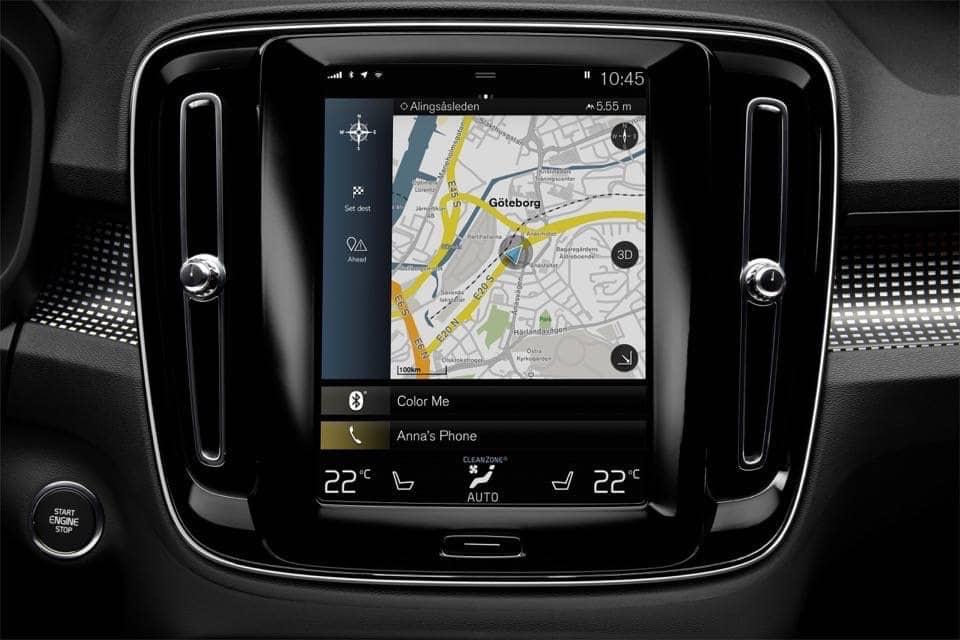 Volvo XC40: il nuovo SUV compatto di lusso 30