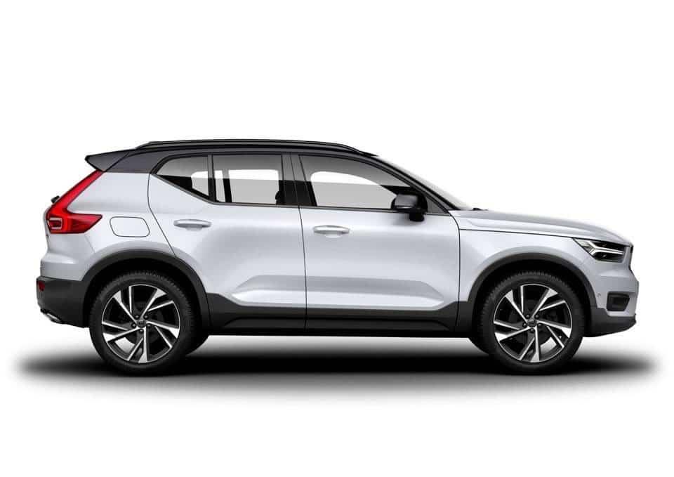 Volvo XC40: il nuovo SUV compatto di lusso 16