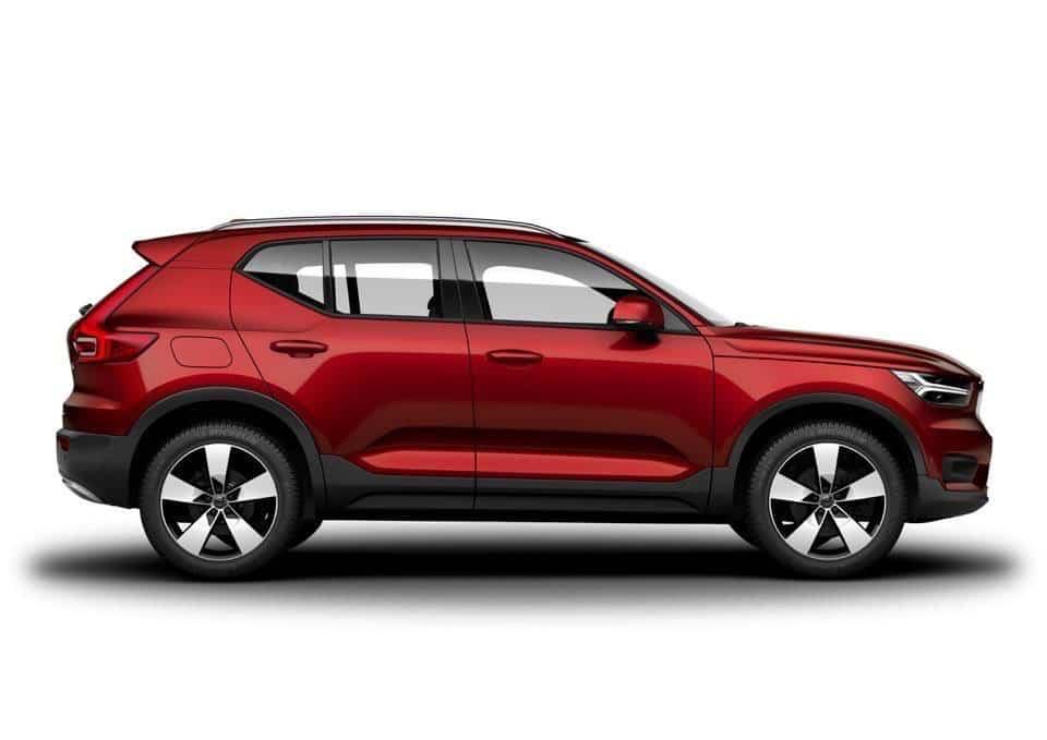 Volvo XC40: il nuovo SUV compatto di lusso 17