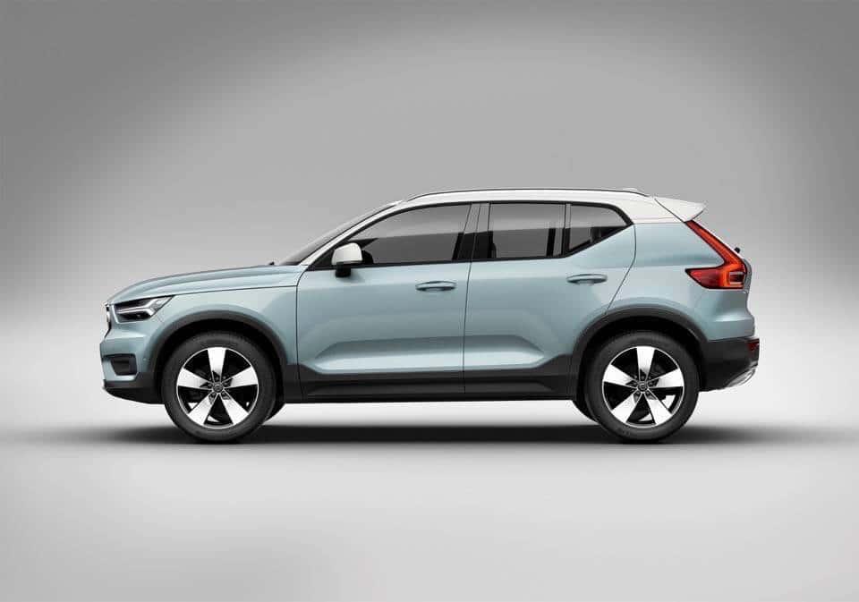 Volvo XC40: il nuovo SUV compatto di lusso 18