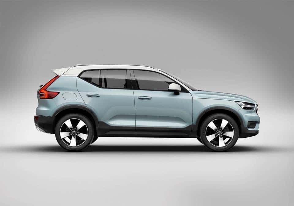 Volvo XC40: il nuovo SUV compatto di lusso 19