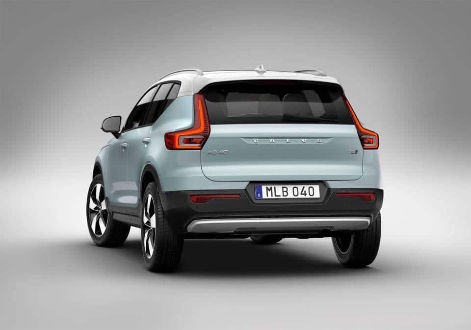 Volvo XC40: il nuovo SUV compatto di lusso 20