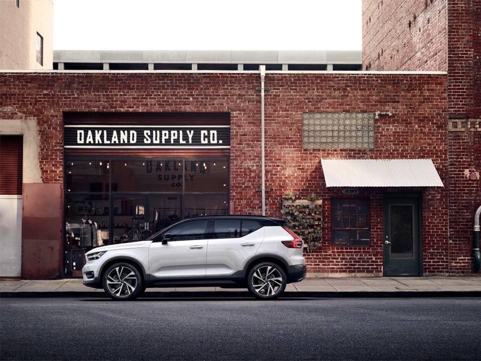Volvo XC40: il nuovo SUV compatto di lusso 3