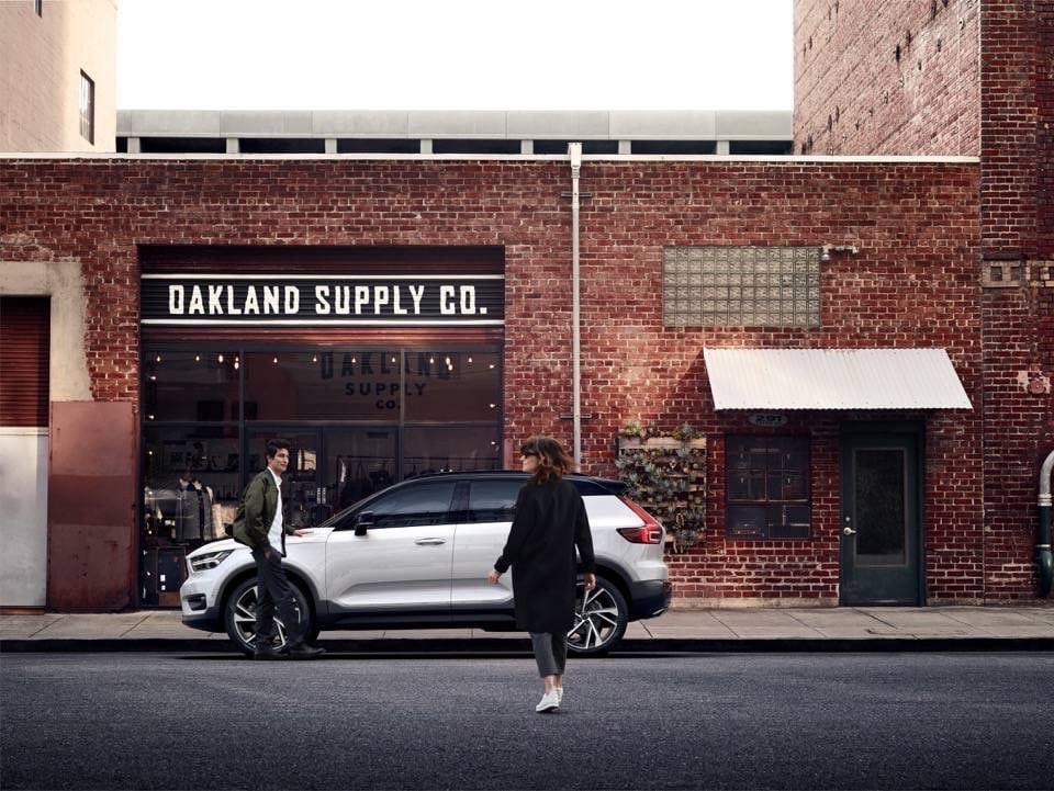 Volvo XC40: il nuovo SUV compatto di lusso 4