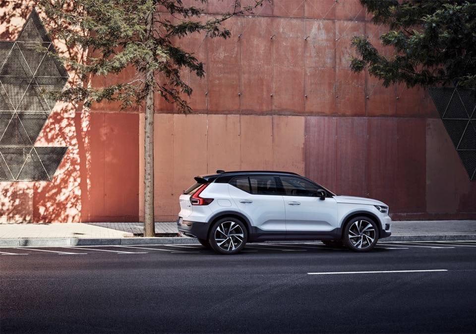 Volvo XC40: il nuovo SUV compatto di lusso 5