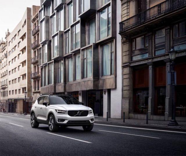Volvo XC40: il nuovo SUV compatto di lusso 1