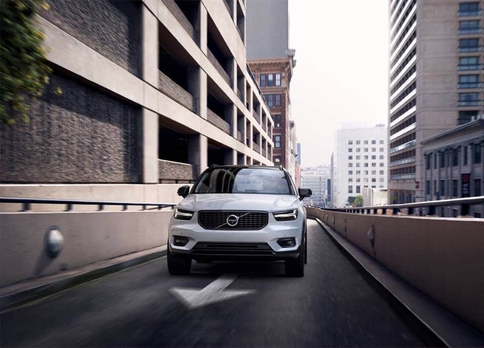 Volvo XC40: il nuovo SUV compatto di lusso 8