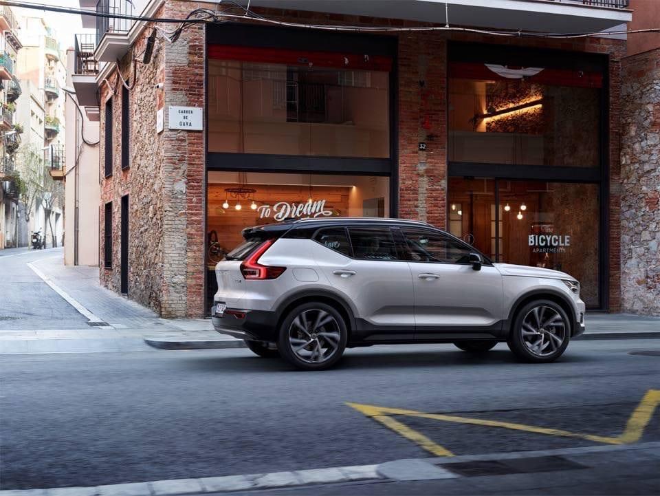 Volvo XC40: il nuovo SUV compatto di lusso 9