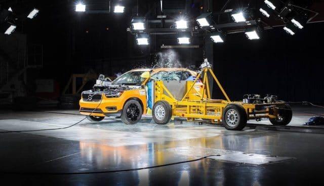 Volvo XC40: il nuovo SUV compatto di lusso 2