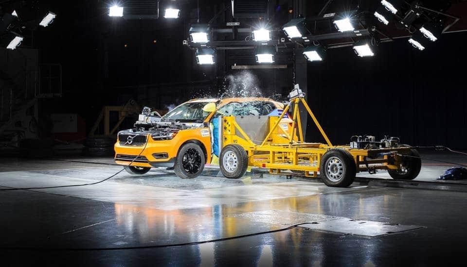 Volvo XC40: il nuovo SUV compatto di lusso 10