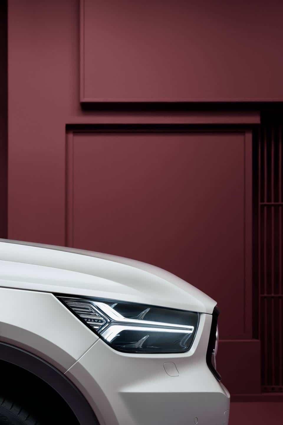 Volvo XC40: il nuovo SUV compatto di lusso 11