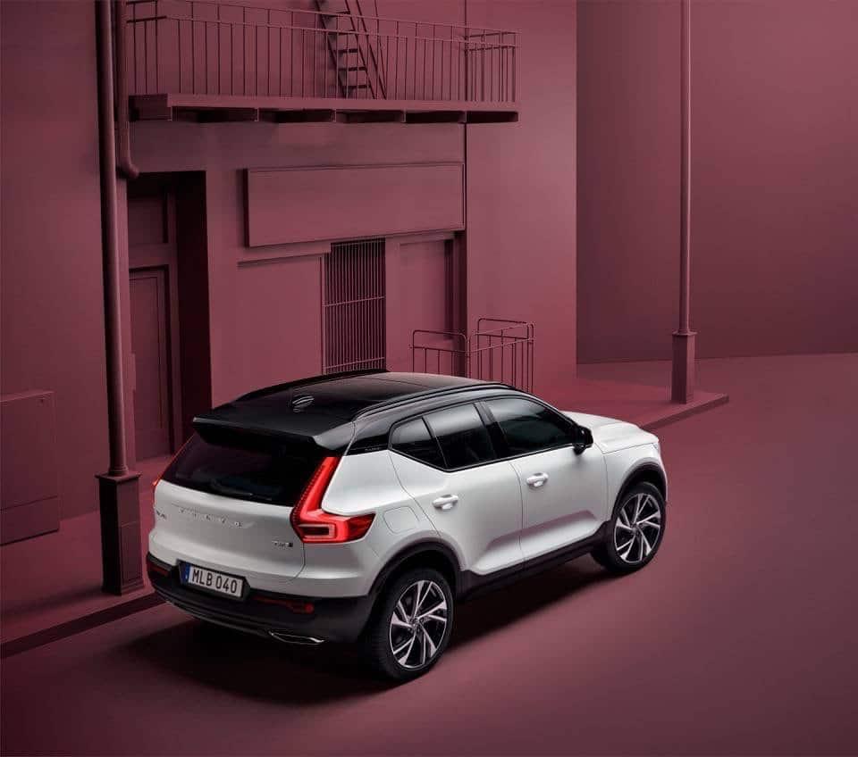 Volvo XC40: il nuovo SUV compatto di lusso 13