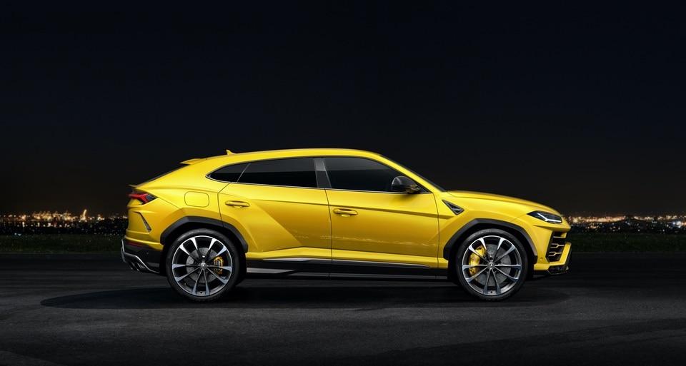 Lamborghini Urus: Gomme Estive, Invernali e All-Season Pirelli 18
