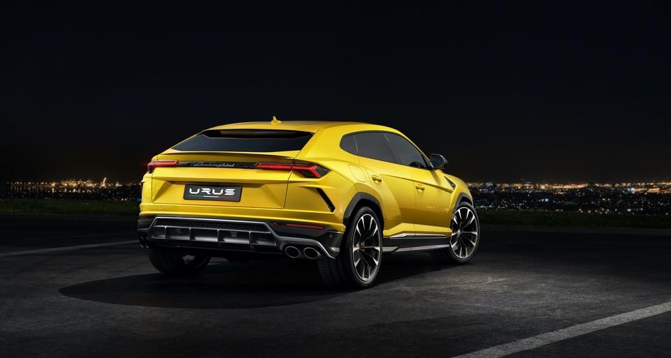 Lamborghini Urus: Gomme Estive, Invernali e All-Season Pirelli 19
