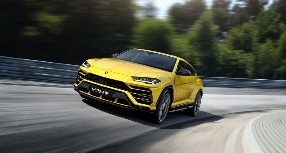 La nuova Lamborghini Urus: il primo Super Sport Utility Vehicle 12