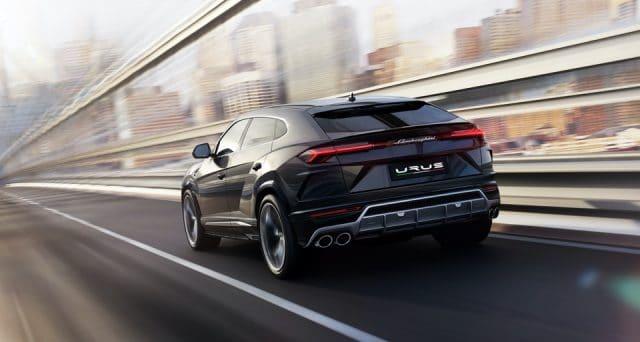 La nuova Lamborghini Urus: il primo Super Sport Utility Vehicle 3