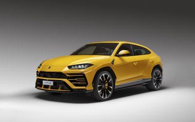 Lamborghini Urus: Gomme Estive, Invernali e All-Season Pirelli