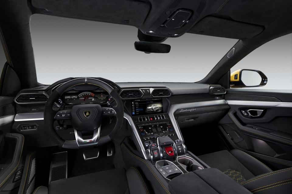 La nuova Lamborghini Urus: il primo Super Sport Utility Vehicle 6