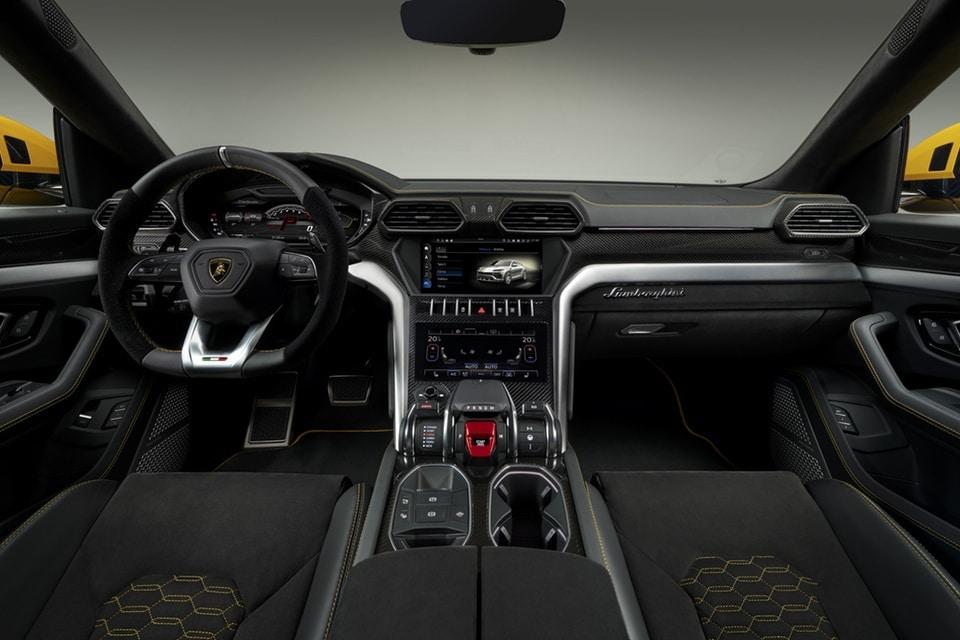 Lamborghini Urus: Gomme Estive, Invernali e All-Season Pirelli 9