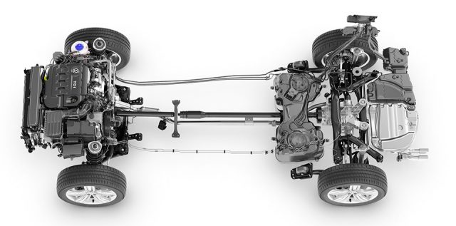 Volkswagen Tiguan 2.0 BiTDI 240 CV. TECNICA e PRESTAZIONI 6